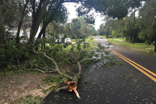 7 Things I Learned From Riding Out Hurricane Matthew thumbnail