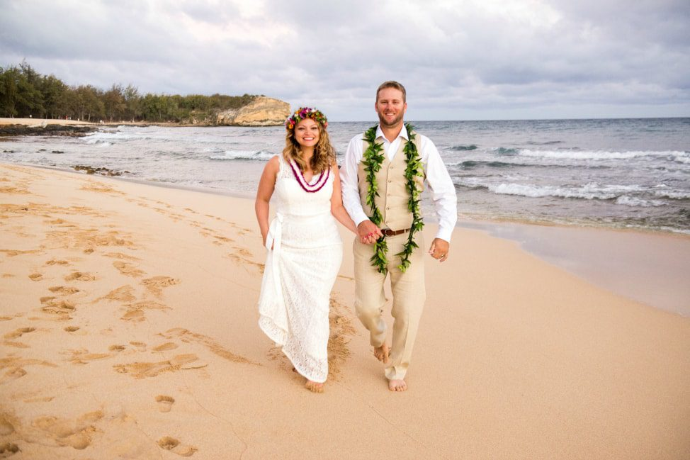 Our Wedding Do Over In Kauai Angie Away