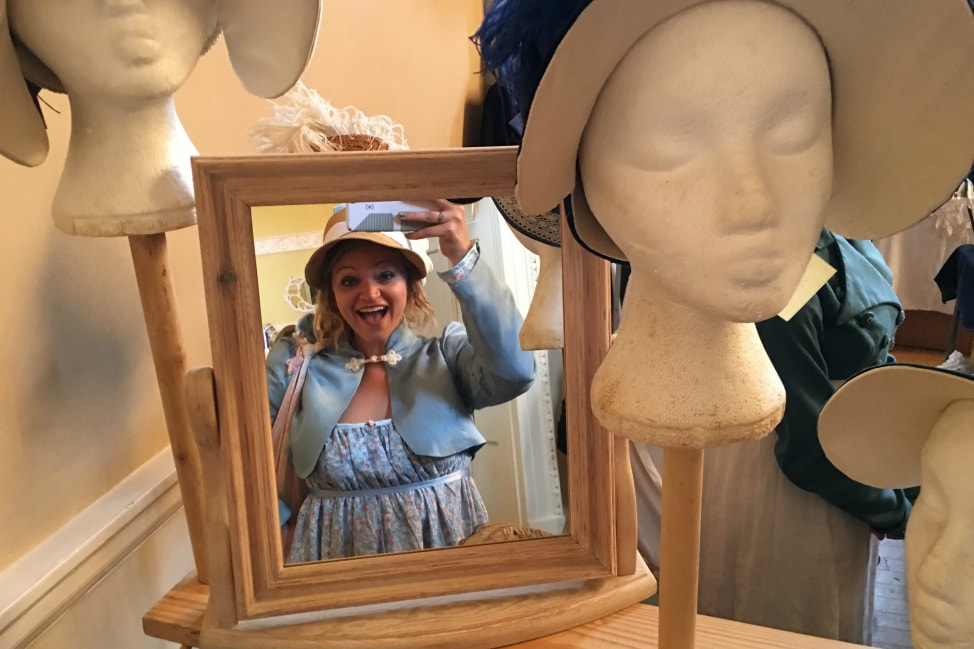 What to Wear to the Jane Austen Festival in Bath