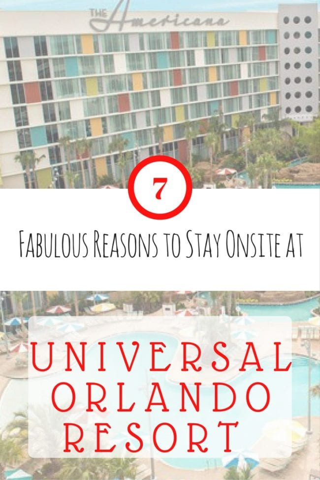 7 Reasons to Stay Onsite at Universal Orlando Resort