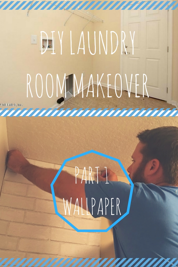 HOW TO: DIY Laundry Room Makeover Tutorial