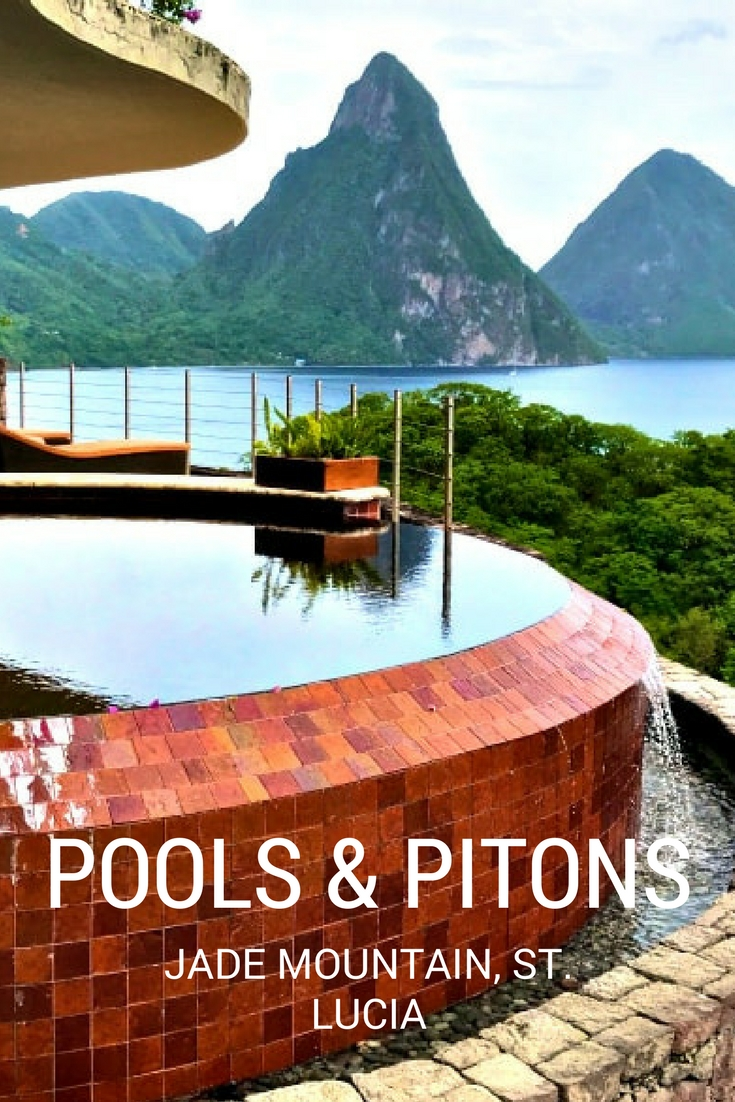 Honeymoon heaven! Pin now for planning later! Jade Mountain