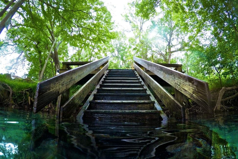Ginnie Springs Florida