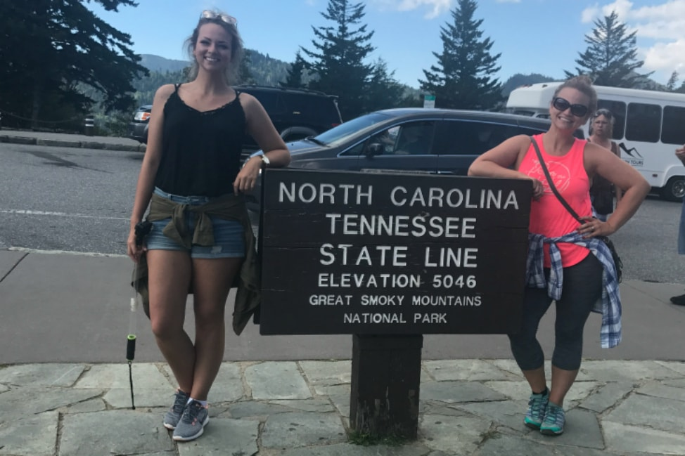 Southern Road Trip - Nashville to Asheville