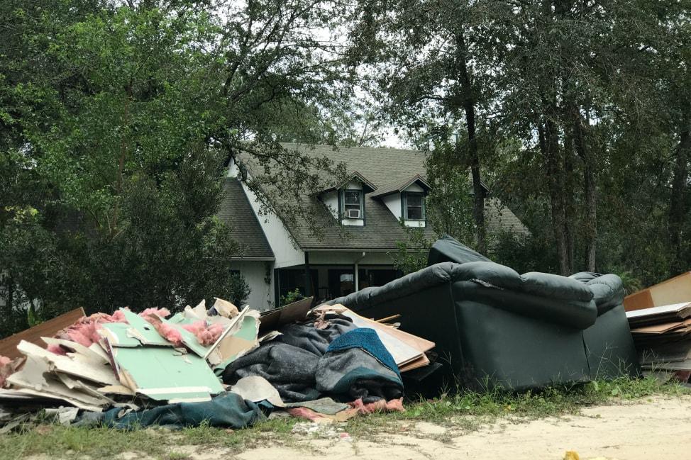 Angie Away - Hurricane Irma Flood-min