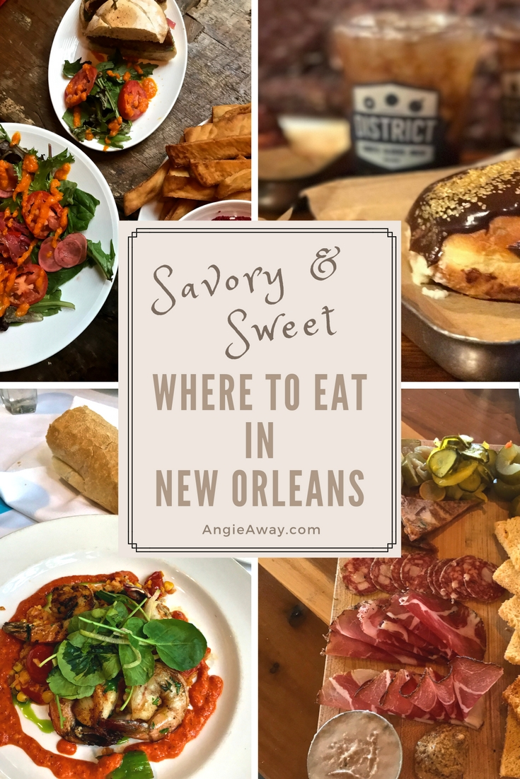 Where to Eat in New Orleans | A Savory and Sweet Guide