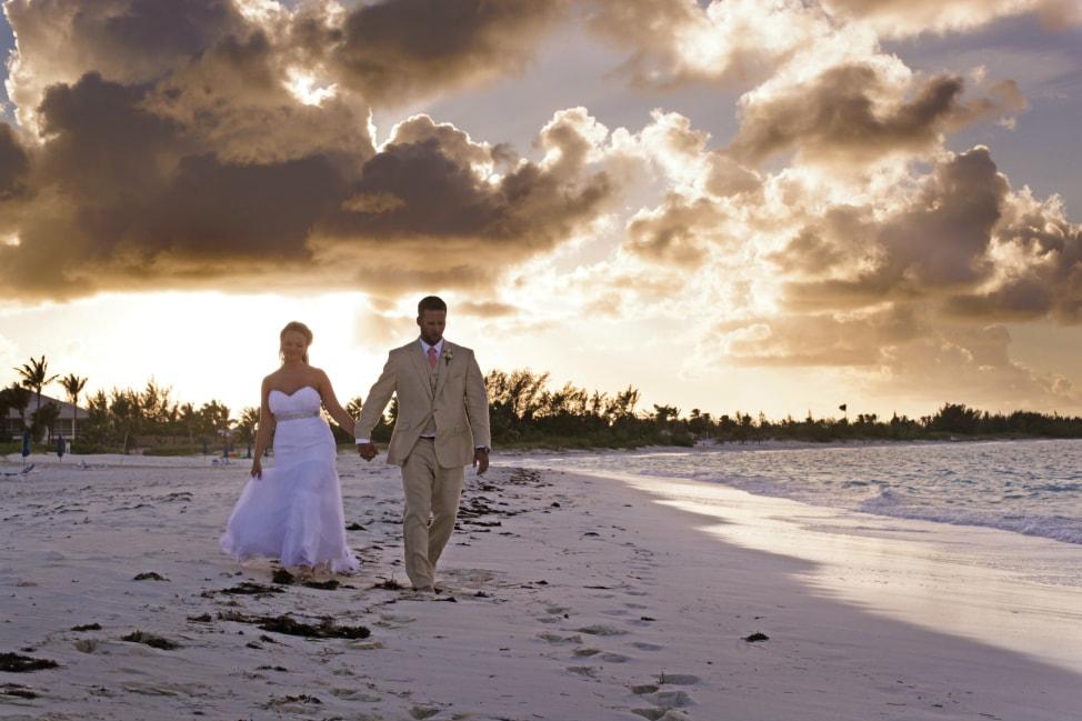 Bahamas wedding