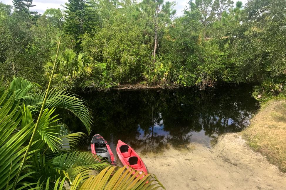 kayaking-near-cocoa-beach-space-coast