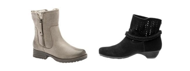 The Walking Company - ABEO boots - Comfortable Travel Walking Shoes
