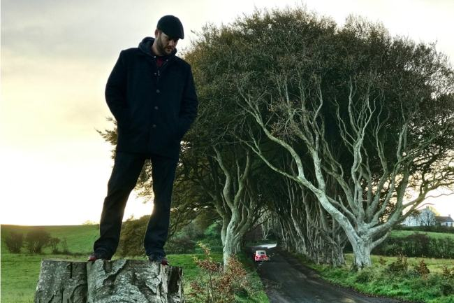 Game of Thrones locations in Northern Ireland - the Dark Hedges - photography tips