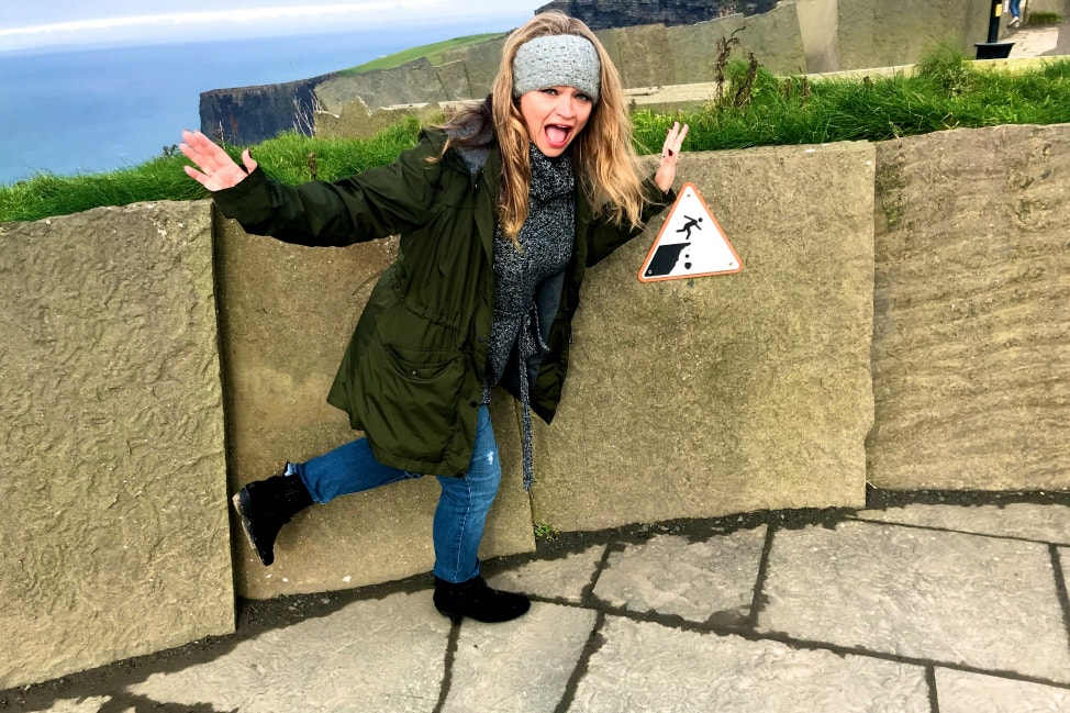 The Cliffs of Moher - Angie Away