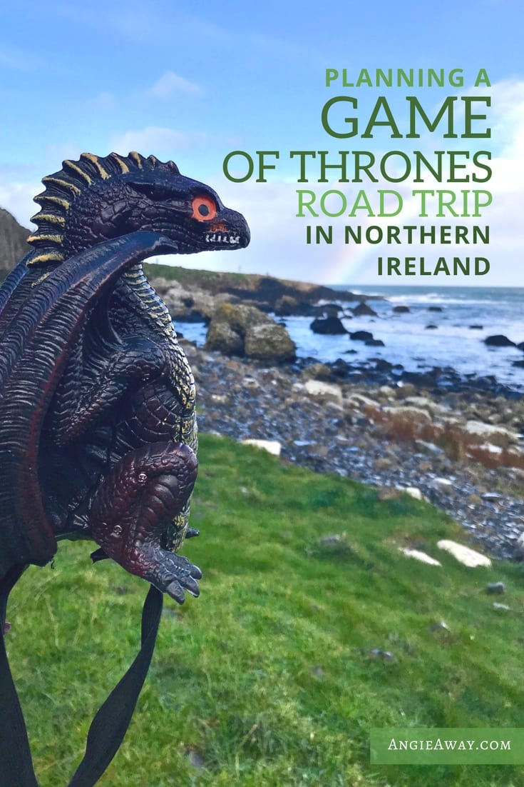 How to plan an Irish Road Trip Itinerary - Game of Thrones