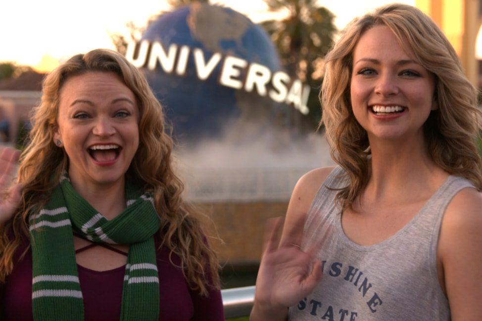 The Jet Sisters at Universal Orlando Resort - tips for visiting Universal Orlando