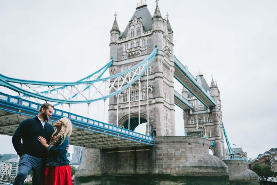 Adventure in London - Flytographer London - Angie Away