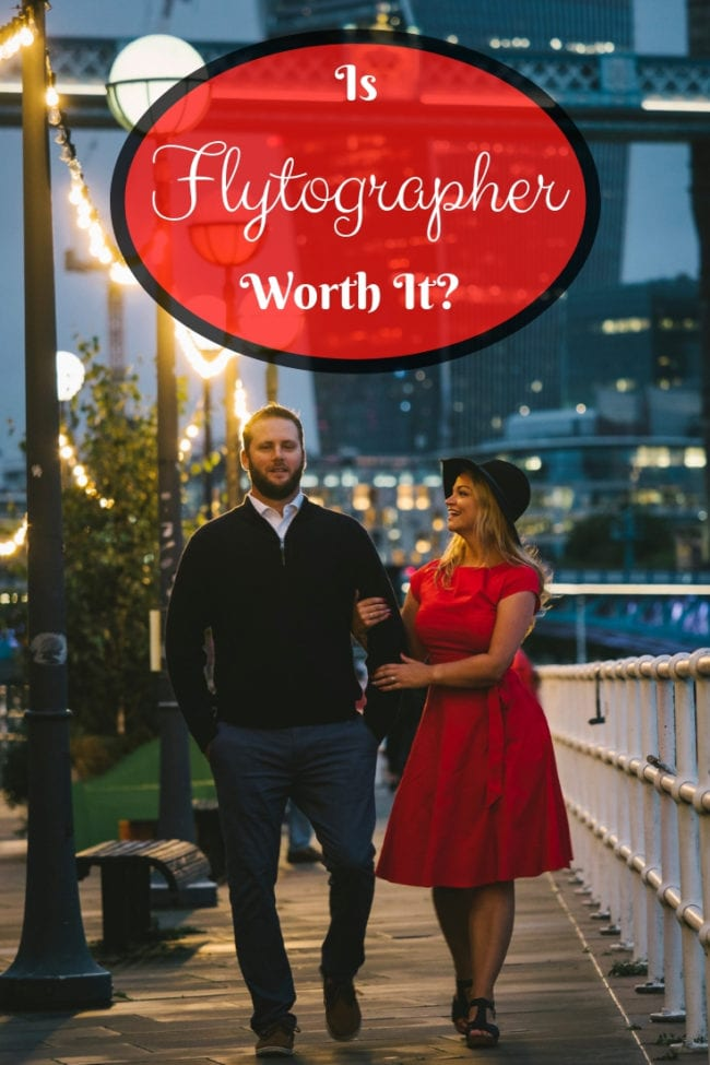 How to hire a professional photographer London - Flytographer Review