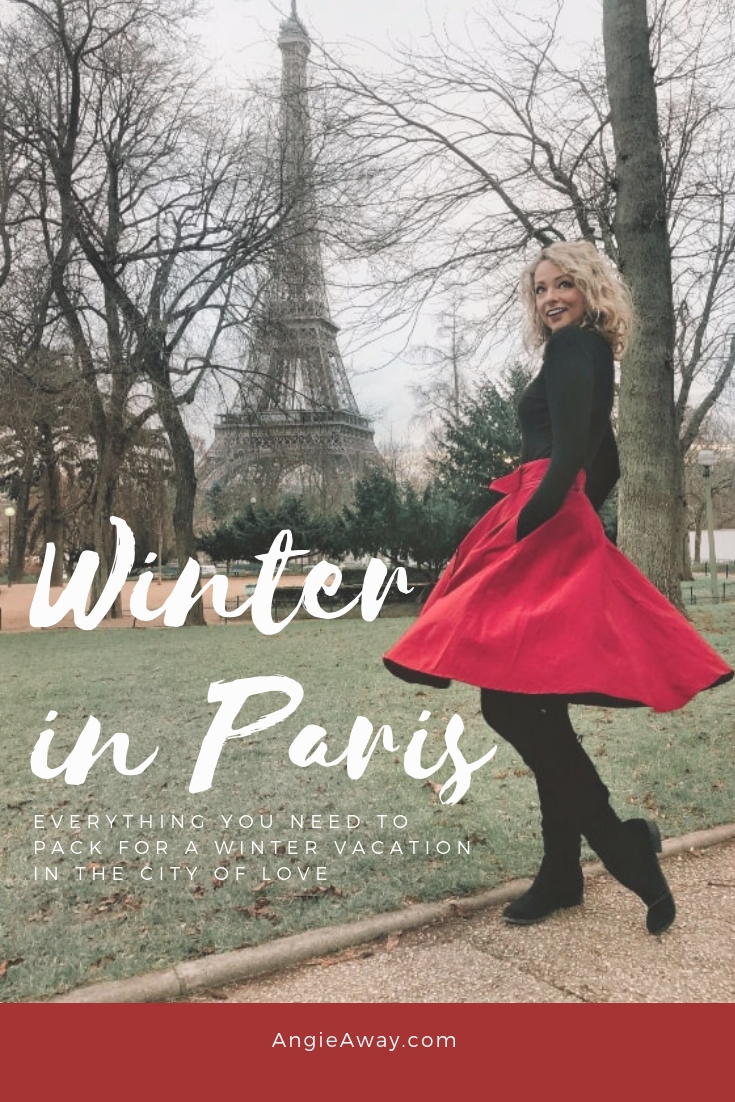 What to wear in Paris. A style and sightseeing guide.