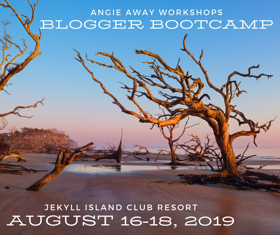 Angie Away Blogger Bootcamp 2019